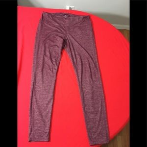 ATHLETA  Leggings pants size L